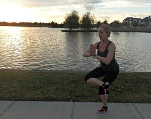 Single Leg Squat | OLYMPUS DIGITAL CAMERA